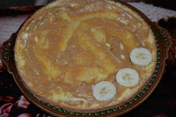 смазывание бисквитного торта кремом