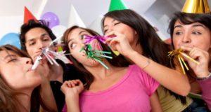 Игры на вечеринке для взрослых