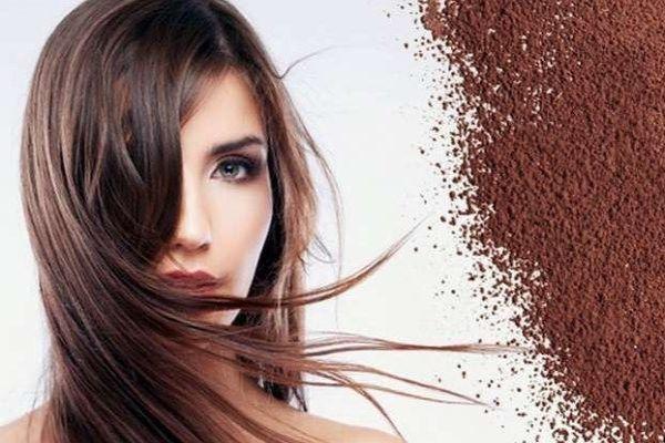 какао для волос