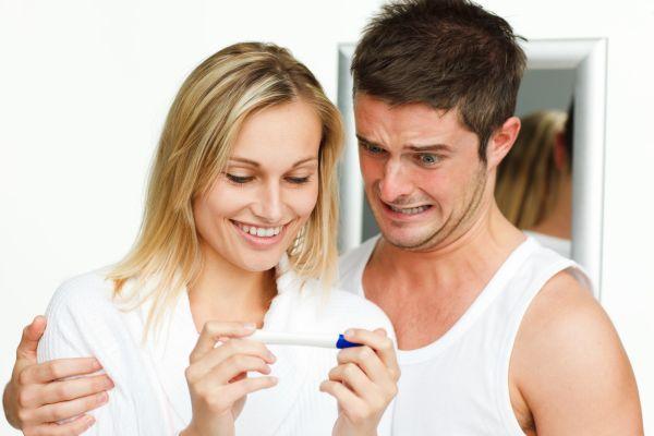 мужчина узнал о беременности сожительницы