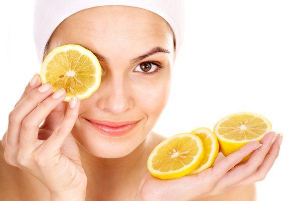 пилинг для лица с лимоном