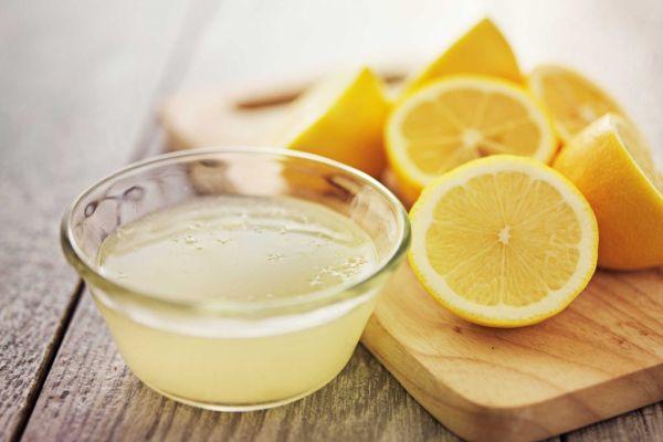 сок лимона для умывания