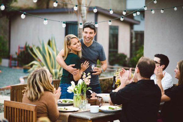 Какими должны быть конкурсы для родителей на свадьбе?