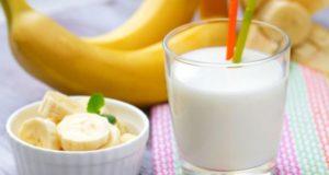 диетабананово-молочная