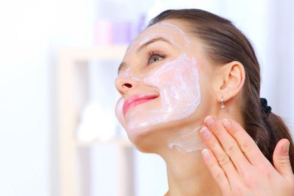 отбеливание кожи лица в домашних условиях