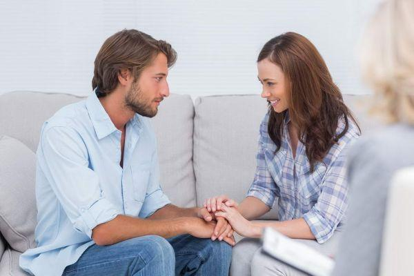 разговор жены с мужем