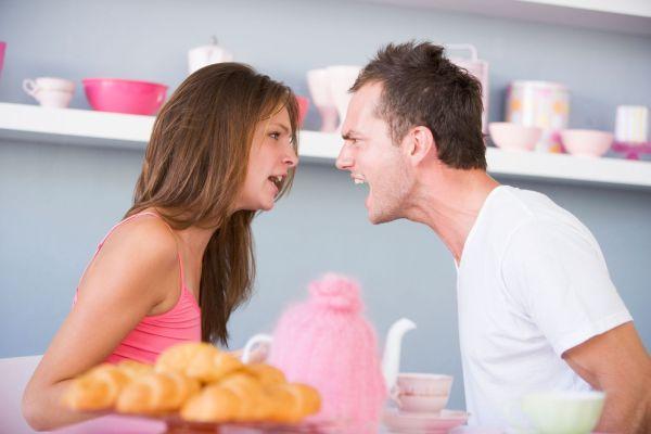 Частые ссоры с мужем: что делать