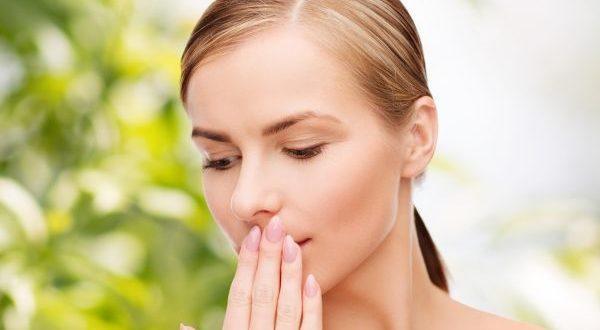 пигментация над верхней губой
