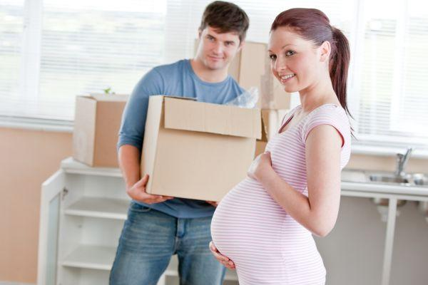 запрет на поднятие тяжести беременным
