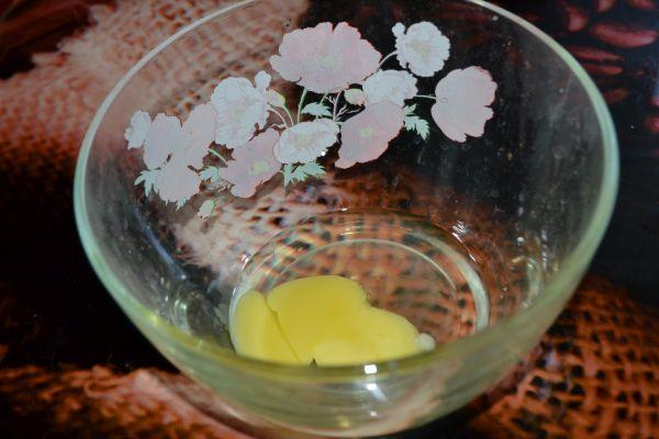 яйцо в чаше