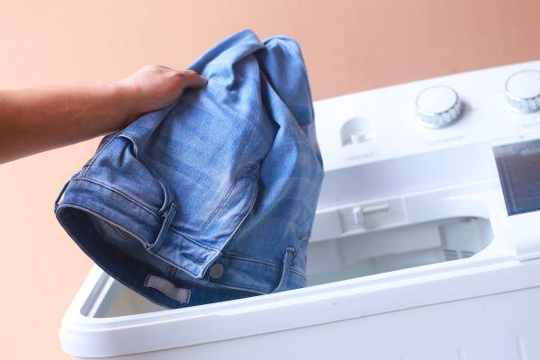 джинсы после стирки