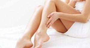 женские ноги без варикоза