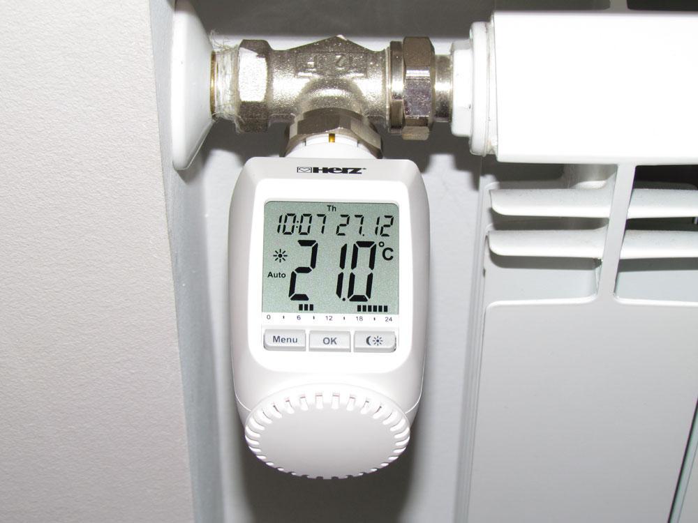 термостат системы отопления