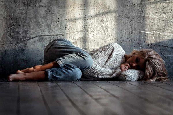 Психология расставания: стадии разрыва отношений