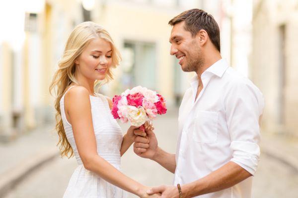 свидание парня с девушкой
