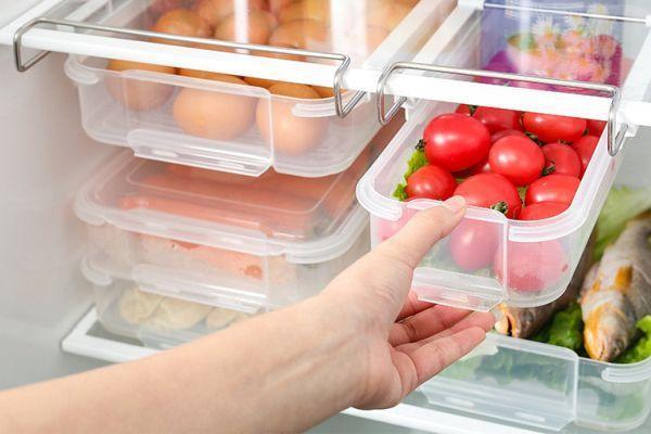 хранение продуктов в контейнерах