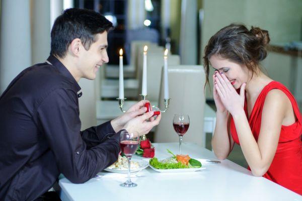 предложение брака