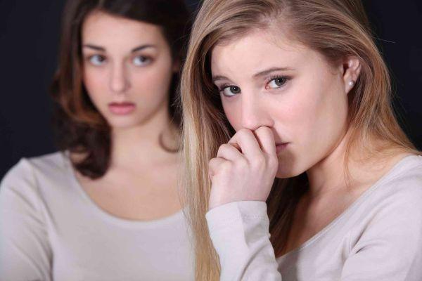 разногласия между подружками