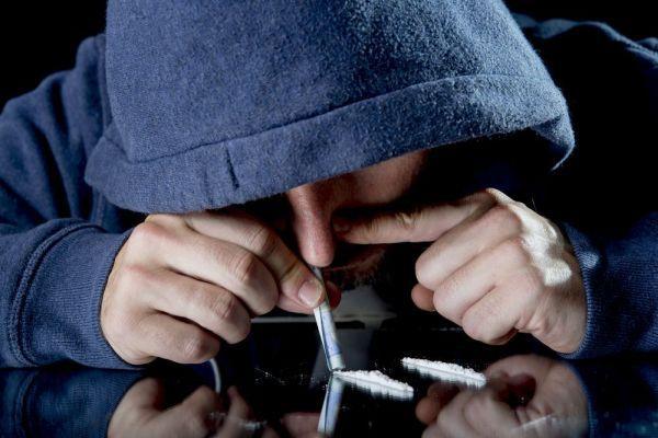 прием наркотиков