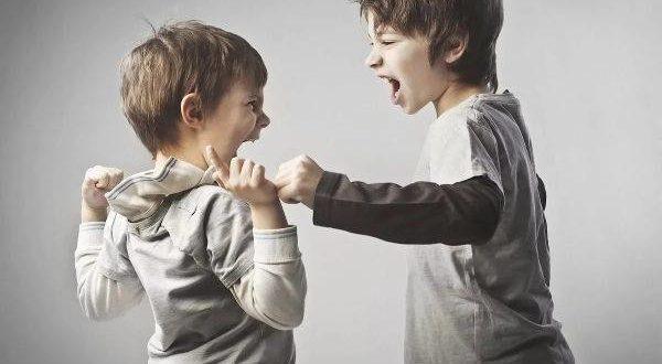 ссора детей