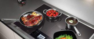 посуда для индукционной плиты