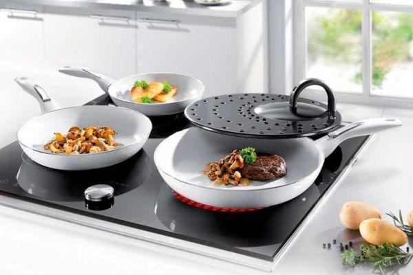 специальная посуда для плиты