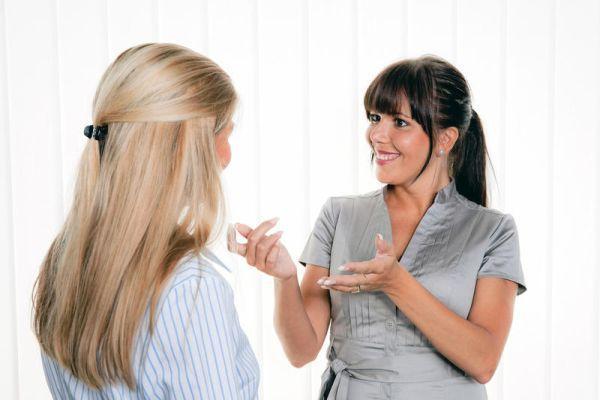 общение женщин