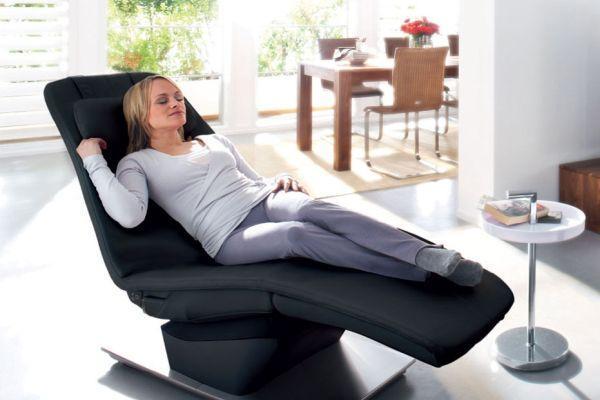 отдых в кресле