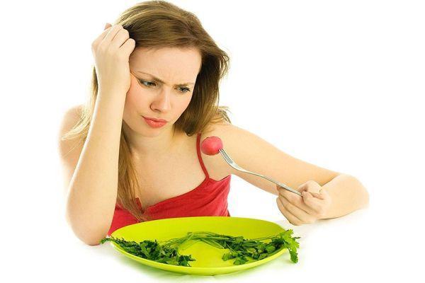 диета строгая