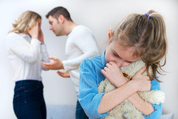 кофликт в семье