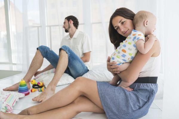 муж не рад ребенку