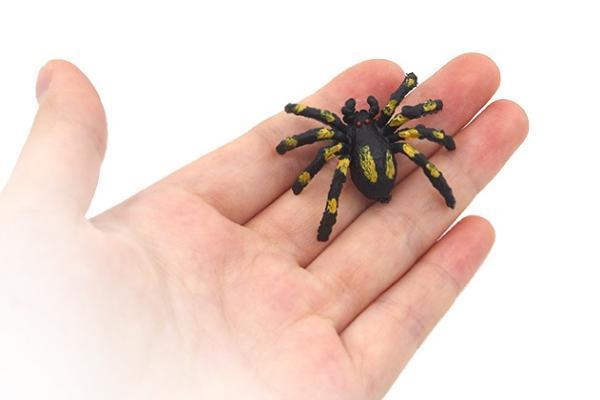 паук игрушка