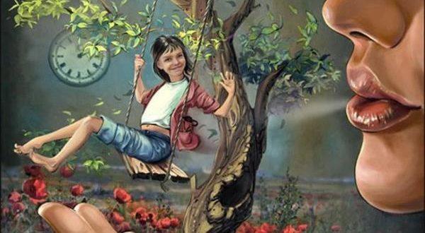 ребенок внутри человека