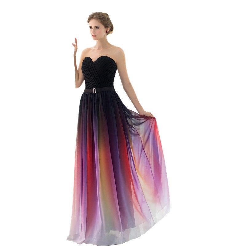 платье омбре