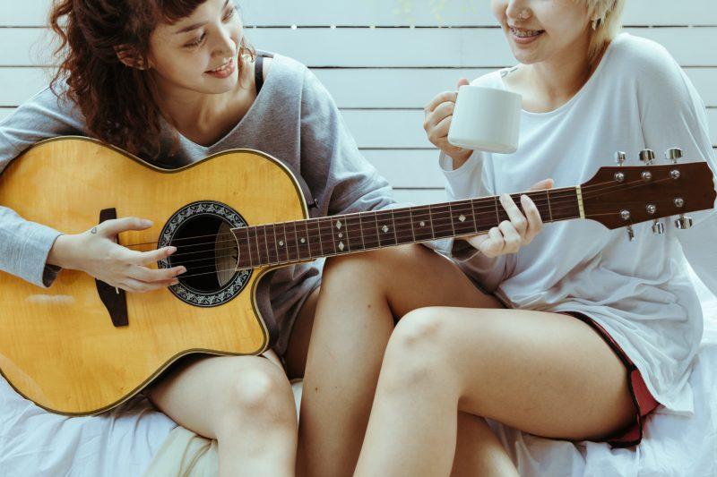 гитара песни