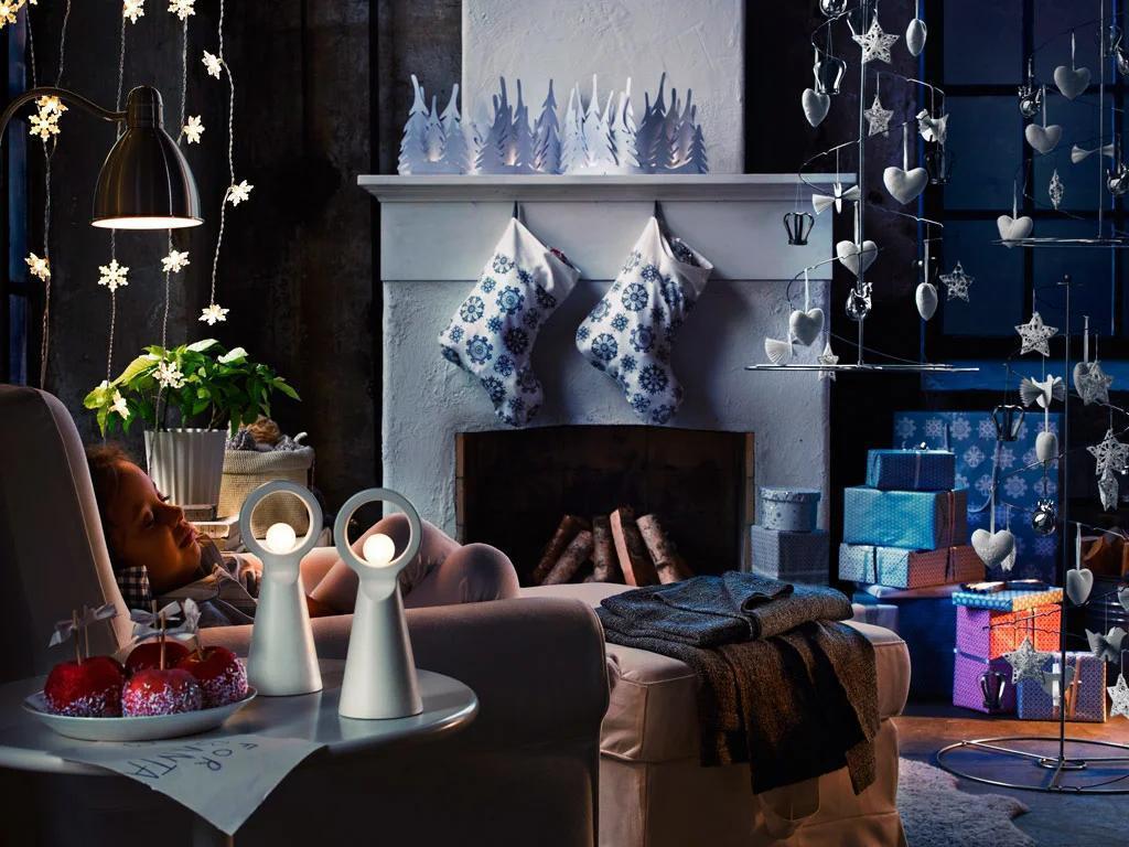 Идеи декорирования квартиры на Новый год Тигра 2022