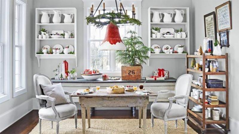 Идеи декора кухни на Новый год Тигра 2022