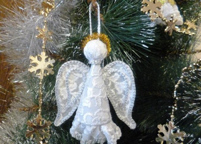 Бумажный ангел