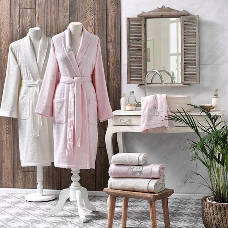 халаты полотенца